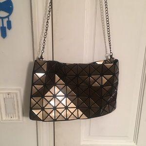Handbags - Italian geometric nighttime purse